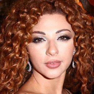 Pop Singer Myriam Fares - age: 37
