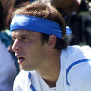 Male Tennis Player Gilles Muller - age: 37