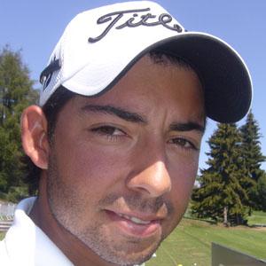 Golfer Pablo Larrazabal - age: 38