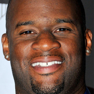 Football player Vince Young - age: 37