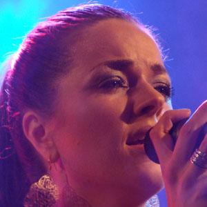 Pop Singer Kate Hall - age: 37
