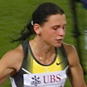 Runner Yevgeniya Polyakova - age: 37