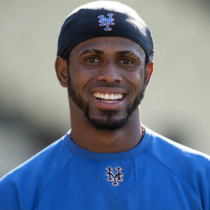 baseball player Jose Reyes - age: 37
