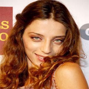 Movie actress Angela Sarafyan - age: 33