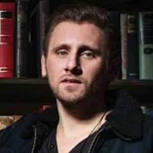 Guitarist James Adam Shelley - age: 33