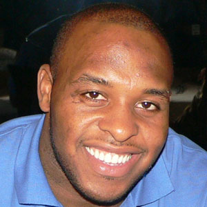 Football player Marlin Jackson - age: 33