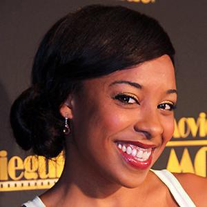 TV Actress Tanya Chisholm - age: 33