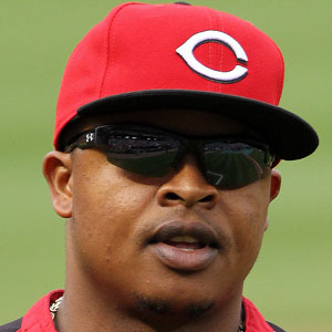 baseball player Edinson Volquez - age: 33