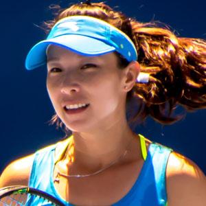 Female Tennis Player Zheng Jie - age: 33