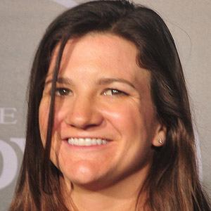 Snowboarder Kelly Clark - age: 37