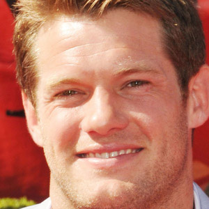 Football player David Anderson - age: 37