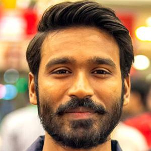 Movie Actor Dhanush - age: 37