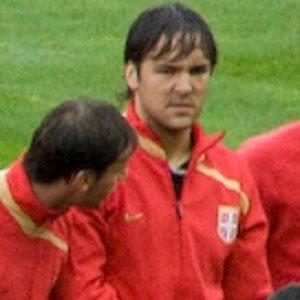 Soccer Player Vladimir Stojkovic - age: 37