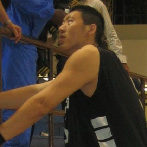 Basketball Player Sun Mingming - age: 33
