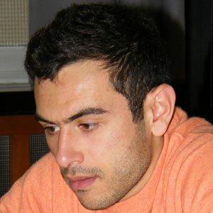 Chess Player Gabriel Sargissian - age: 37