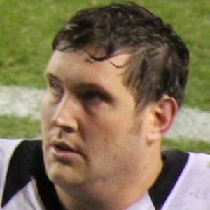 Football player Zach Strief - age: 33