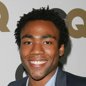 TV Actor Donald Glover - age: 37