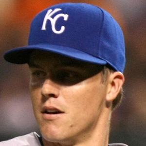 baseball player Zack Greinke - age: 33