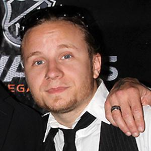 Guitarist Zach Myers - age: 33