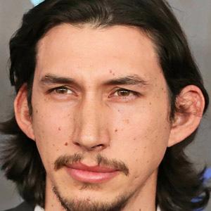 Movie Actor Adam Driver - age: 33