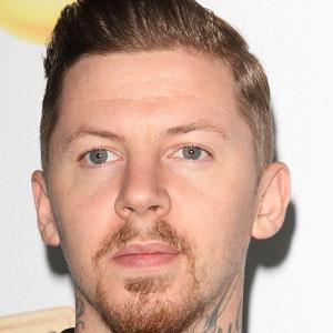 Rapper Professor Green - age: 37