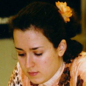 Chess Player Irina Krush - age: 33