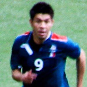 Soccer Player Oribe Peralta - age: 37