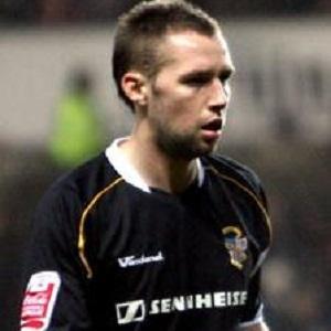 Soccer Player Chris Slater - age: 37