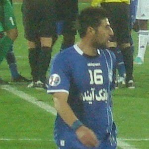 Soccer Player Hashem Beikzadeh - age: 36