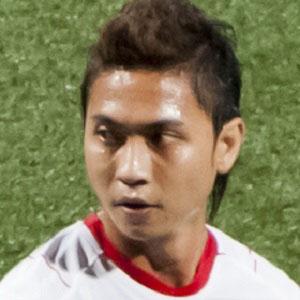 Soccer Player Shahril Ishak - age: 36