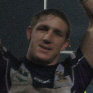 Rugby Player Ryan Hoffman - age: 36