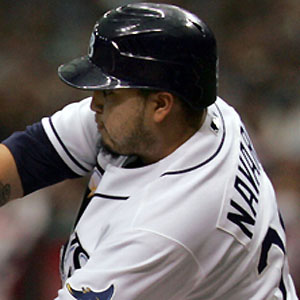 baseball player Dioner Navarro - age: 36