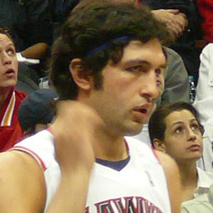 Basketball Player Zaza Pachulia - age: 36