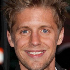 TV Actor Matt Barr - age: 34