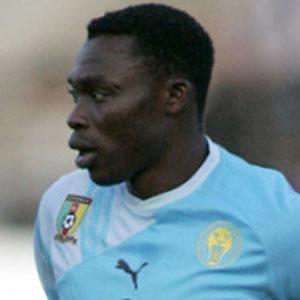 Soccer Player Idriss Carlos Kameni - age: 36
