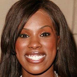 R&B Singer Vonzell Solomon - age: 36