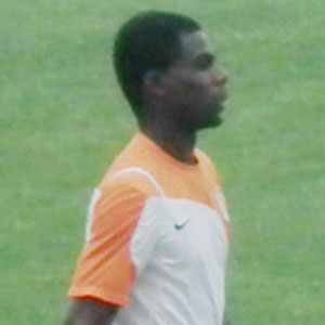 Soccer Player Fred Benson - age: 36