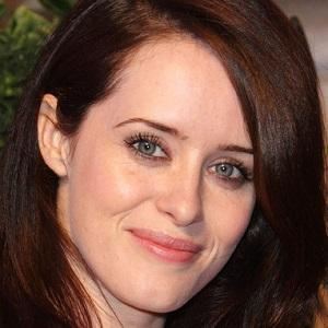 Movie actress Claire Foy - age: 37