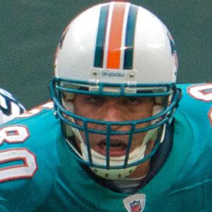 Football player Anthony Fasano - age: 36