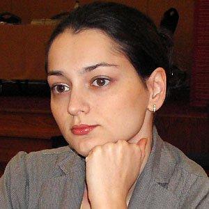 Chess Player Alexandra Kosteniuk - age: 36