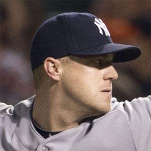 baseball player Shawn Kelley - age: 36