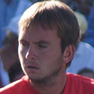 Male Tennis Player Ivo Minar - age: 36