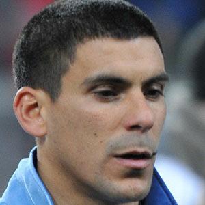 Soccer Player Maxi Pereira - age: 36