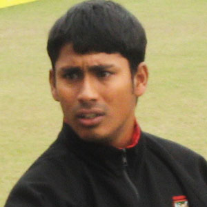 Cricket Player Mohammad Ashraful - age: 36