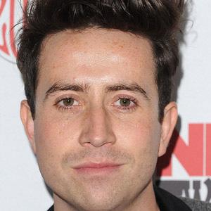 TV Show Host Nick Grimshaw - age: 36