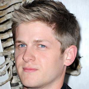 TV Actor Michael Grant Terry - age: 36