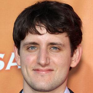 TV Actor Zach Woods - age: 32