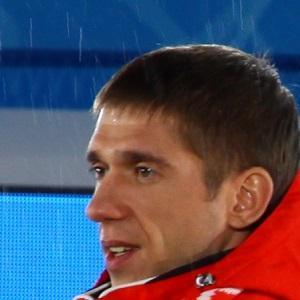 Skier Anton Kushnir - age: 36