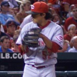 baseball player Daniel Herrera - age: 32