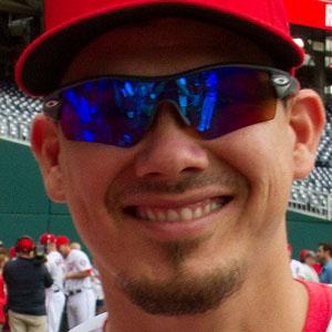 baseball player Jose Lobaton - age: 32